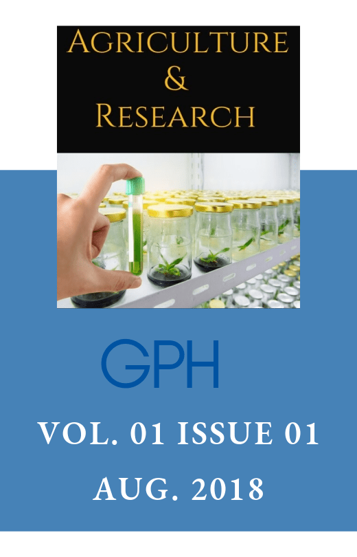 GPH- Journal Of Agriculture And Research