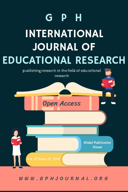 GPH-Int. Journal of Education Vol 04 Issue 02 Feb 2021